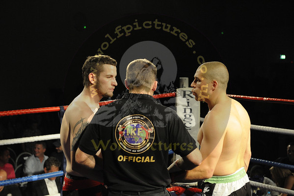 18. Nik Jones vs Nathan Quelch