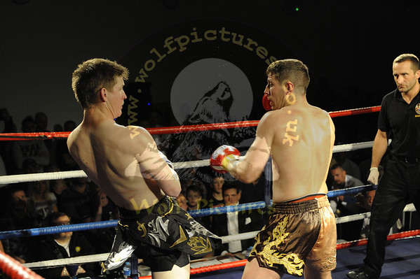 22. Sam Morrison vs George Davies