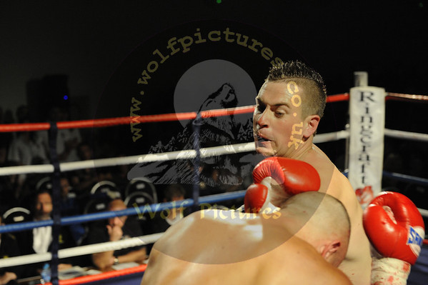 9. Mark Hayes vs Ryan Lake