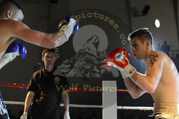24. Justin Hicks v James Crow